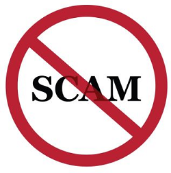Dont Fall For A Scam