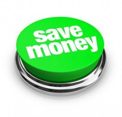 save money button
